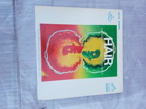 The Original Broadway Cast Recording of HAIR for Sale in Timberville, VA