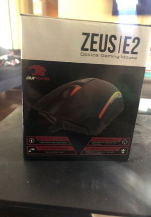 Gaming mouse Zeus E2 by iBUYPOWER for Sale in Poteau, OK
