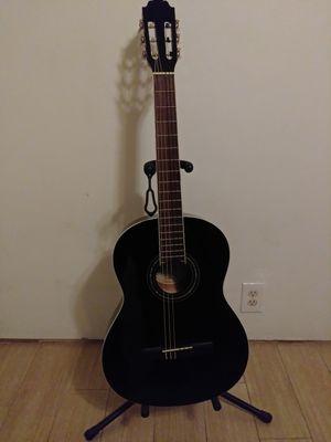 Black guitar for Sale in Montclair, CA