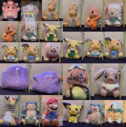 Pokémon Plush for Sale in Vernon,  CA