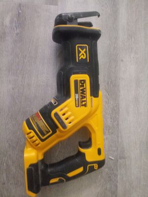 DeWalt 20v Max XR Compact Reciprocating Saw for Sale in Richland, WA