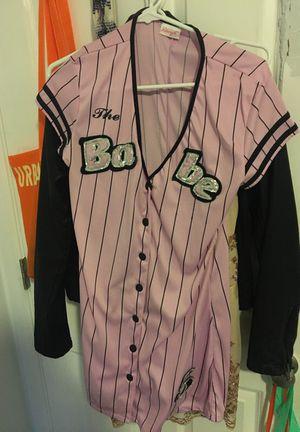 pink halloween baseball costume for Sale in Lynnwood, WA