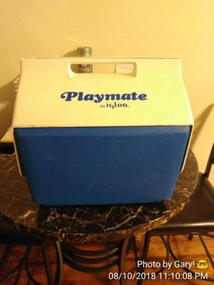 Lg. Size Playmate cooler! 😱 for Sale in Philadelphia, PA
