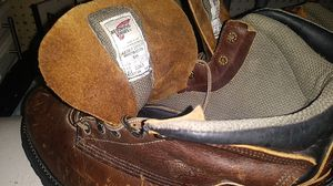 Red wing work boots for Sale in North Las Vegas, NV