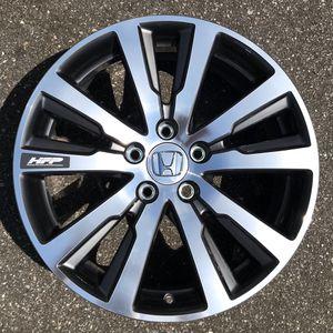 "18"" OEM Original Honda HFP Wheel | Honda Civic HFP Rim | One Single Wheel for Sale in Orlando, FL"