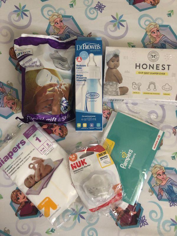 Baby stuff free