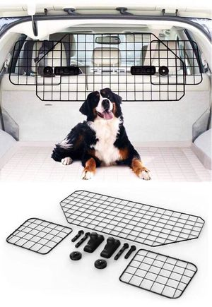 New in box suv barrier fence adjustable divider for pet dog travel trunk for Sale in Los Angeles, CA