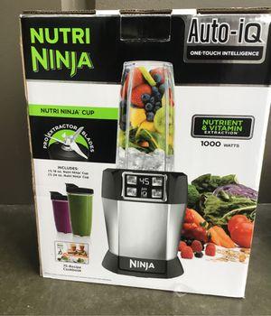 Fancy Ninja blender for Sale in Kent, WA
