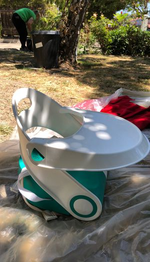 Folding booster seat for Sale in San Jose, CA