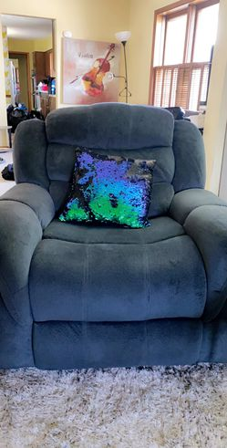 Texian 22.5'' Manual Glider Recliner for Sale in Marietta,  OH