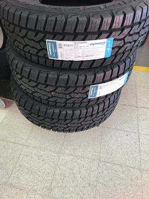 Ironman Truck Tires SIZE 285/75/16 BRAND NEW for Sale in Durham, NC