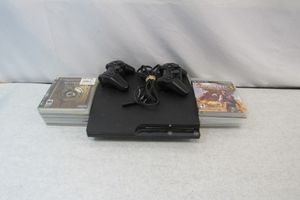 Playstation ps3 + controller and 10 games for Sale in Anaheim, CA