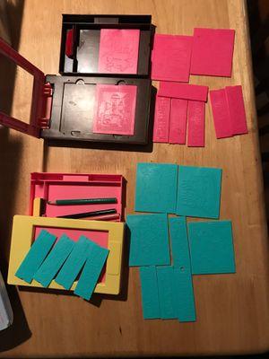 2 sets lot children card designer for Sale in Wallingford, CT