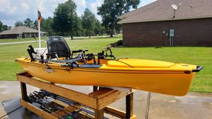 Hobie pro angler 14 kayak for Sale in Milton, FL