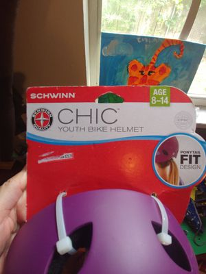 New Bike Helmet - Schwinn Chic for Sale in Tampa, FL