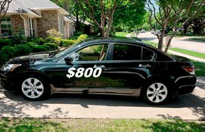 $8OO I sell URGENT my family car 2OO9 Honda Accord Sedan Runs and drives great! Clean title. for Sale in Worcester, MA