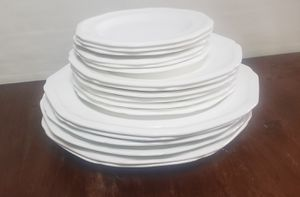 Lovely antique white Mikasa china for Sale in Orlando, FL