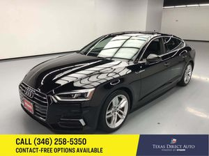 2019 Audi A5 Sportback for Sale in Stafford, TX