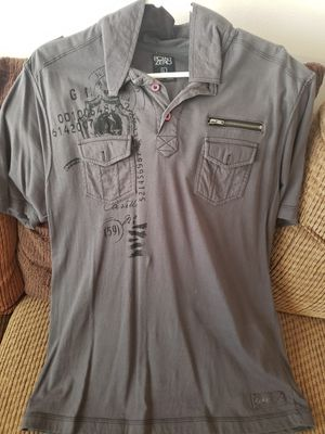 Gray point zero polo size large for Sale in Downey, CA