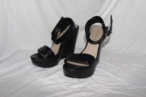 Aldo high wedges buckle around ankle for Sale in PT CHARLOTTE, FL