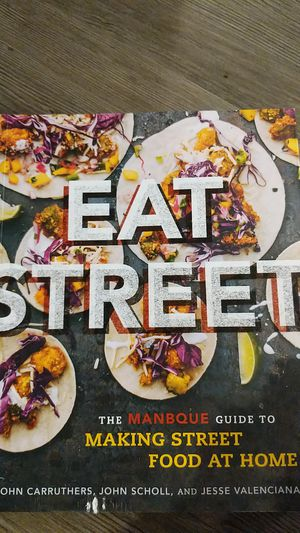 Eat Street Cookbook for Sale in Chicago, IL