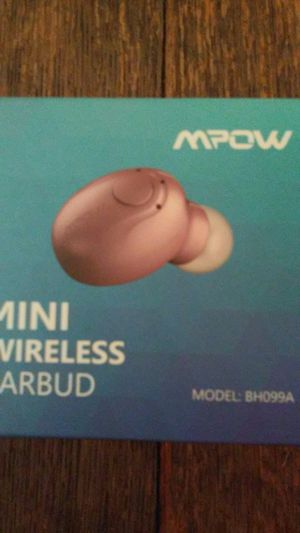 Mini wireless earbud for Sale in Detroit, MI