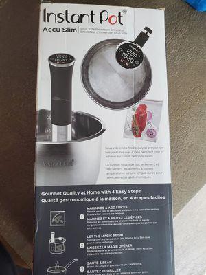 Instant Pot Mini Sous Vide for Sale in Kirkland, WA