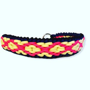 Glow in the dark martingale dog collar for Sale in Quincy, IL