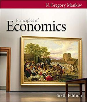 Principles of Economics by Gregory Mankiw 6th Edition for Sale in Las Vegas, NV