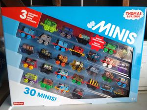 THOMAS & FRIENDS 30 MINI TRAINS for Sale in South Gate, CA