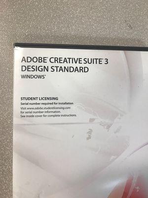 Adobe suite 3 for Sale in Warren, MI
