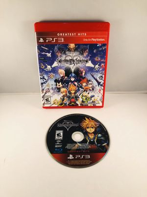 Kingdom Hearts 2.5 remix PlayStation 3 ps3 for Sale in Long Beach, CA