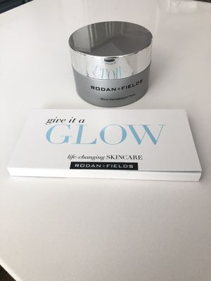 Rodan and Fields MICRO-DERMABRASION PASTE + Give it a Glow Sample for Sale in Plano, TX