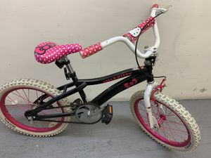 Hello Kitty 8108-60TJ Girls Bike, 20-Inch, Black/Pink/White for Sale in Norfolk, VA