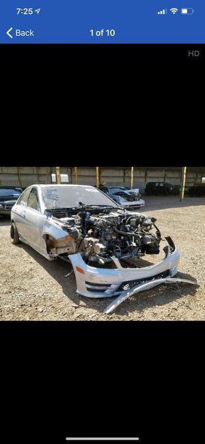 2013 Mercedes Benz C250 parts for Sale in Glendale, AZ