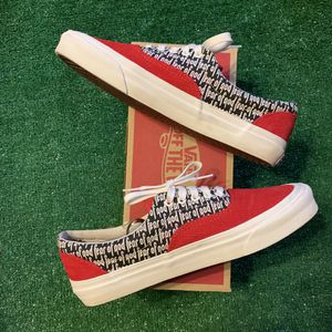 FEAR OF GOD X VANS for Sale in Fresno, CA