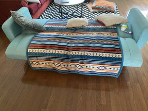 Futon Sofa becomes a twin bed. for Sale in Lansdale, PA