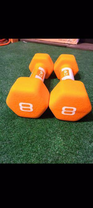 8lb Dumbells New for Sale in Garden Grove, CA