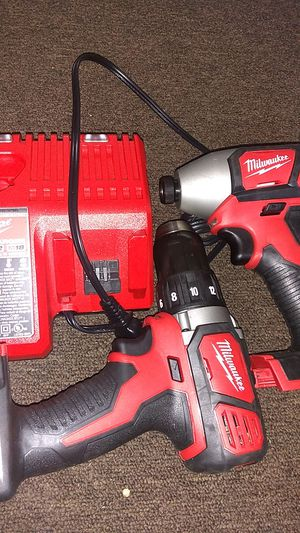 milwaukee m18 firm on price for Sale in Summit, IL