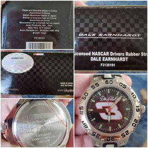 Dale Sr watch, still in box, never worn for Sale in Camden, AR