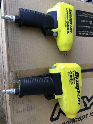 SNAP ON AIR IMPACT WRENCH for Sale in Orange, CA