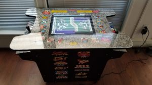 Capcom Street Fighter Cocktail Arcade for Sale in Hickory Creek, TX