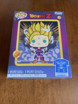 DragonBall Z Funko POP! Tees Gohan for Sale in Oceanside, CA