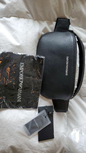 Emporio Armani Waist Bag for Sale in Dallas, TX