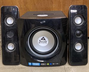 iLive Bluetooth 2.1 Speaker System w/ Subwoofer for Sale in Tulare, CA