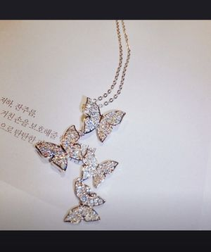 Butterfly necklace for Sale in Washington, DC