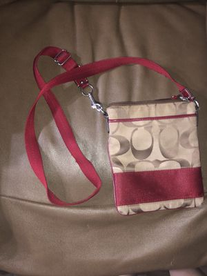 Coach sling purse for Sale in Tyler, TX