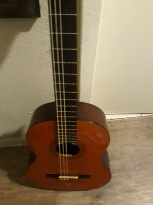 Ventura model v-1534 accoustic guitar classical for Sale in Dallas, TX