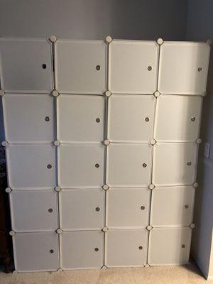 Portable closet organizer for Sale in Carlsbad, CA