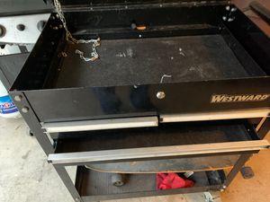 Westward three drawer rolling tool box for Sale in Fullerton, CA